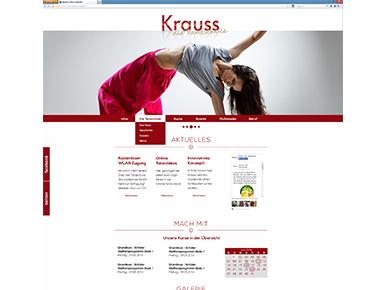 Krauss-Website